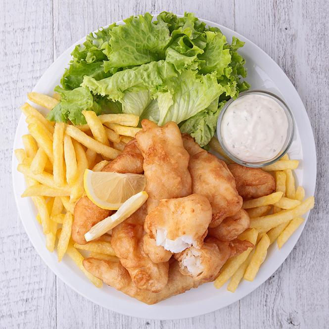 Homemade fish fry blain 39 s farm fleet blog for How to make fish fry batter