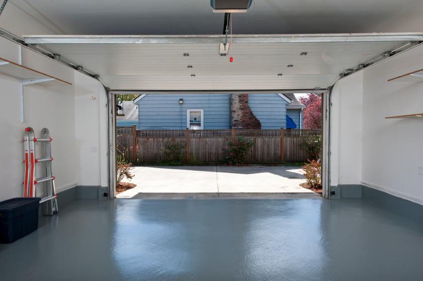 Garage Floor Epoxy DIY
