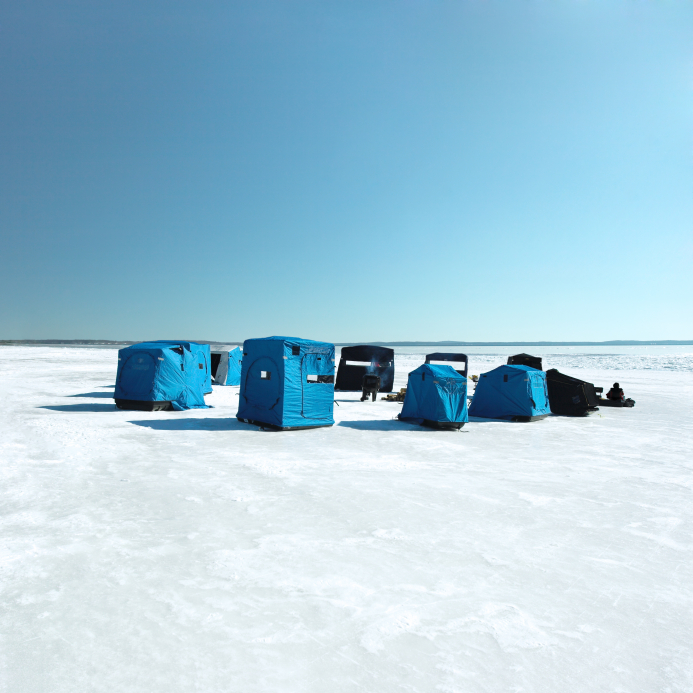 Ice fishing shelter buyer 39 s guide blain 39 s farm fleet blog for Fleet farm ice fishing