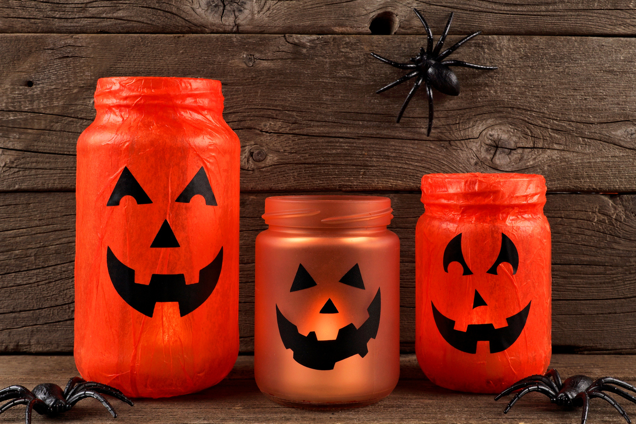 5 halloween mason jar crafts | blain's farm & fleet blog