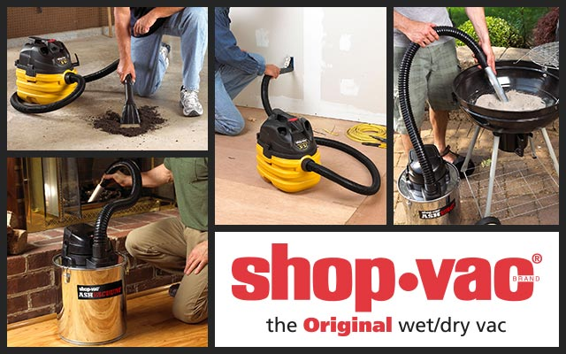 Shop-Vac at Blain's Farm & Fleet