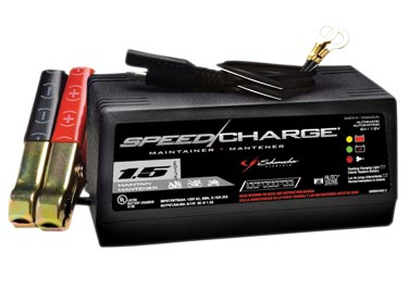 Battery Companion Fully Automatic 1.5A Trickle Charger