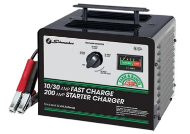 Fast Charge Starter/Charger