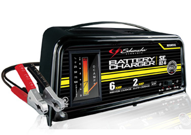 Manual/Dual Rate Battery Charger