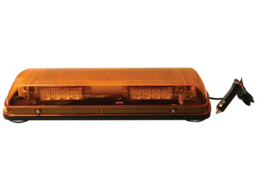 Low Profile LED Warning Light Bar