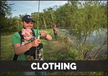 Realtree Clothing and Footwear
