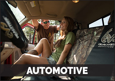 Realtree Automotive Accessories