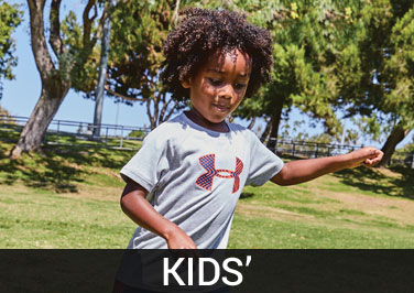 Shop Kids' Under Armour Clothing