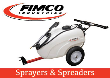 Fimco Sprayers & Spreaders