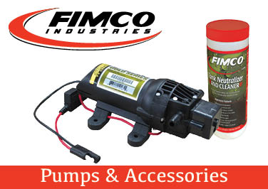 Fimco Pumps & Accessories