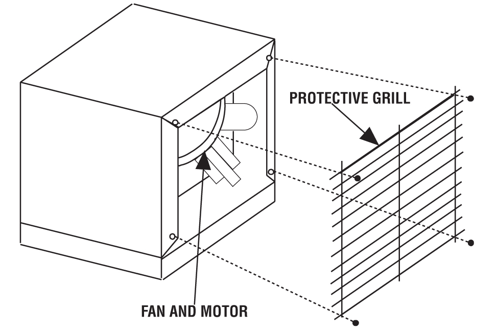 electric garage heater