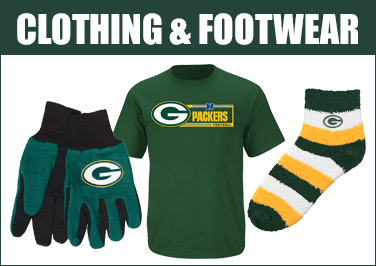 Packers Apparel at Blain's Farm & Fleet
