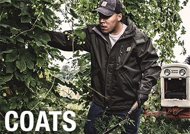 Men's Carhartt Jackets and Coats