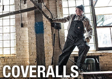 Men's Carhartt Bibs and Coveralls