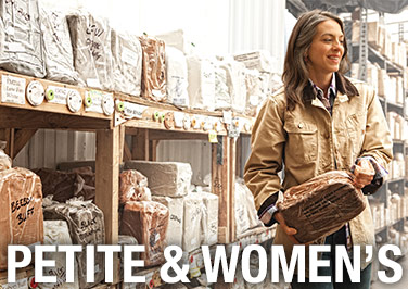 Women's Carhartt Petite and Women's Clothing