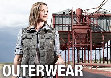 Women's Carhartt Misses Outerwear