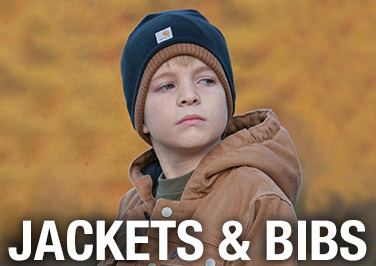 Boys Carhartt Jackets and Bibs
