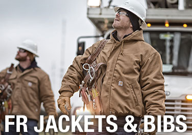 Carhartt Flame-Resistant Jackets and Bibs