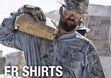 Carhartt Flame-Resistant Shirts