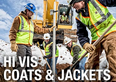 Carhartt Hi-Visibility Coats and Jackets