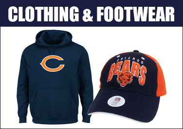 Chicago Bears Apparel at Blain's Farm & Fleet