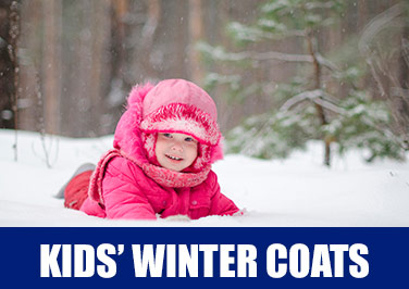 Kids' Winter Coats