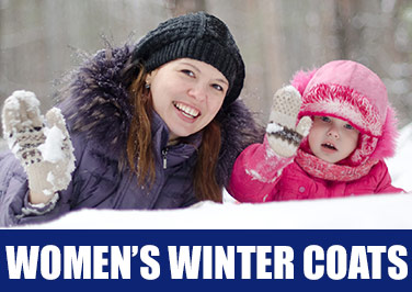Shop Women's Winter Coats