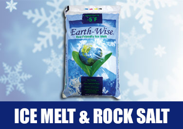 Ice Melt & Rock Salt
