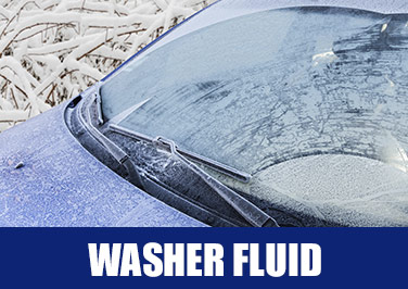 Windshield Washer Fluid & De-Icer