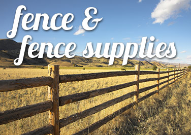 Shop Fence & Fence Supplies at Blain's Farm & Fleet!