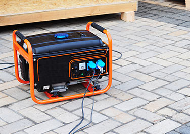 Generators at Blain's Farm & Fleet