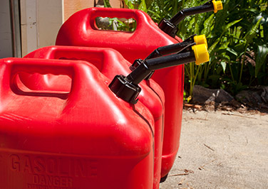 Gas Cans at Blain's Farm & Fleet