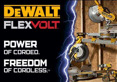DEWALT FLEXVOLT™ - How it All Works