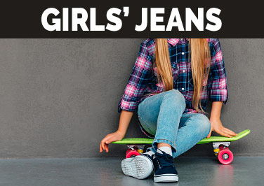 Shop All Girls' Jeans at Blain's Farm & Fleet