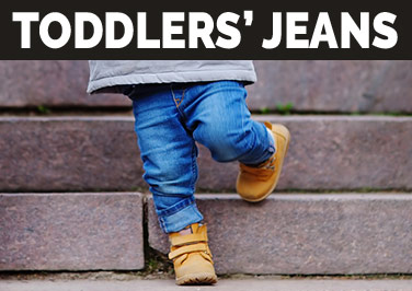 Shop All Toddler Jeans at Blain's Farm & Fleet
