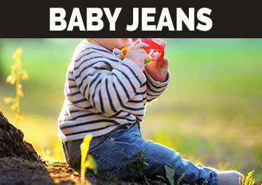 Shop All Baby Jeans at Blain's Farm & Fleet