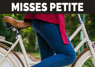 Shop All Misses' Petite Jeans on Blain's Farm & Fleet
