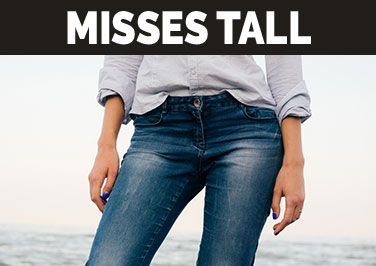 Shop All Misses' Tall Jeans at Blain's Farm & Fleet
