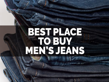 Read Why We're The Best Place To Buy Men's Jeans