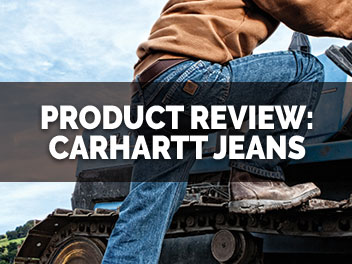 Read A Product Review for Carhartt Jeans