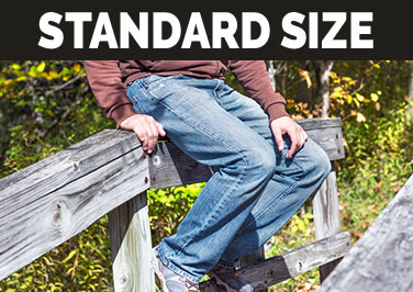 Shop Men's Standard Size Jeans at Blain's Farm & Fleet