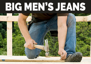 Shop All Big Men's jeans at Blain's Farm & Fleet