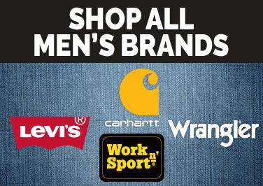 Shop Men's Jeans by All Brands at Blain's Farm & Fleet
