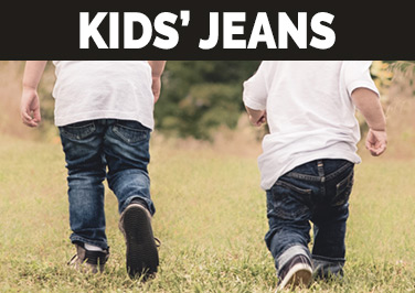 Go To The Kids' Jeans Headquarters