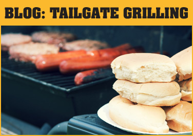 Grilling For a Tailgate Party
