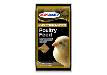Agrimaster Chick Starter / Grower Poultry Feed