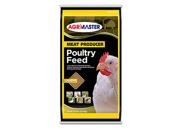 Agrimaster Meat Producer Poultry Feed