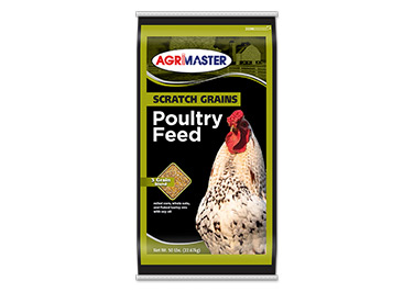 Agrimaster Scratch Grains Poultry Feed