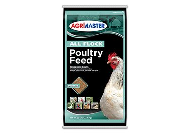 Agrimaster All Flock Pelleted Poultry Feed