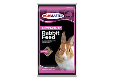 Agrimaster Complete 17 Rabbit Feed